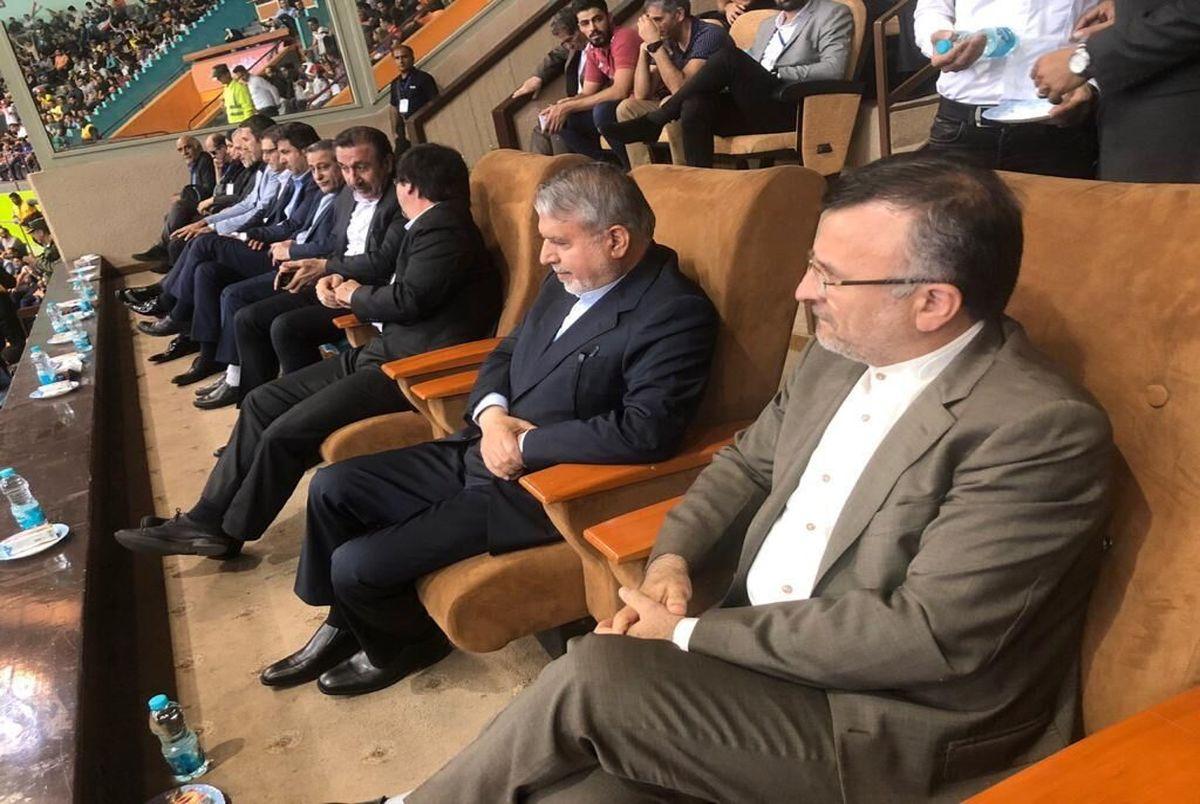 داورزنی: آلکنو به زودی پاسخگوی انتقادات خواهد بود/ خداحافظی سعید معروف رسماً اعلام نشده