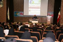 برگزاری همایش «تبین اندیشه امام خمینی» در شهر گلدشت