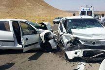 عابر پیاده و راننده کامیون قربانیان حوادث رانندگی در استان مرکزی