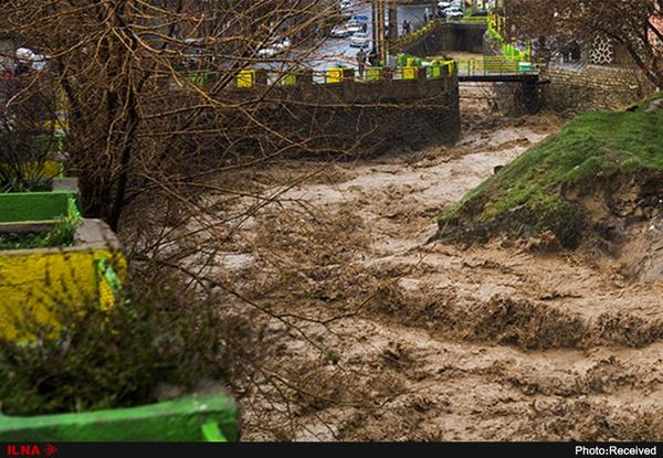 آماده باش ستاد مدیریت بحران دماوند در پی احتمال وقوع سیلاب