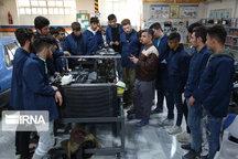۳۷۱ مددجوی کمیته امداد ری از آموزشهای فنی و حرفهای بهرهمند شدند