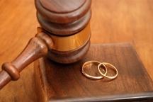 آمار طلاق در جیرفت 6 درصد کاهش یافت