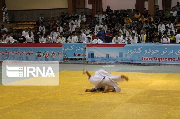 خراسان رضوی قهرمان مسابقات جودو پسران نوجوان شد