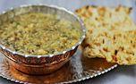 آش سبزی  پرطرفدار و جذاب شیرازی بپزید+ دستور پخت