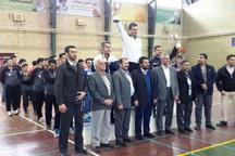 خوی قهرمان فوتسال دانشگاه های آزاد آذربایجان غربی شد