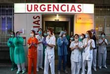 ادامه روند کاهش قربانیان کرونا در اسپانیا