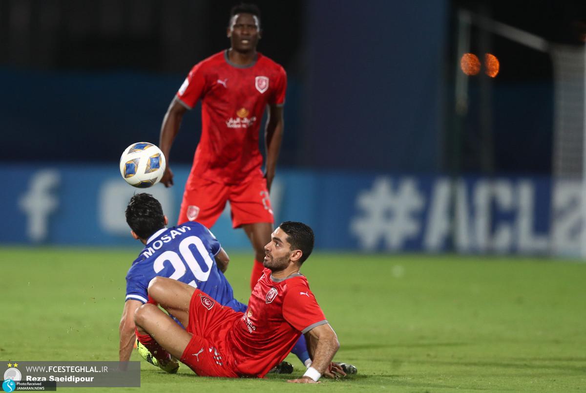 ستاره های ایرانی لیگ قطر؛ پول و دیگر هیچ!