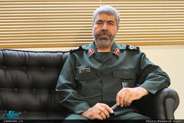 سردار رمضان شریف خبر داد: دستگیری سرشاخه های ناآرامیها در 4 استان کشور