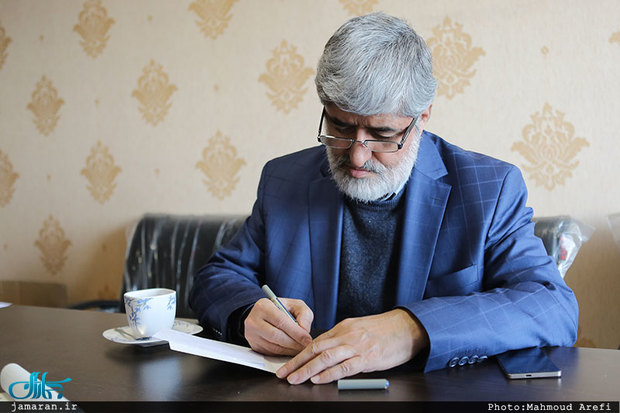 نامه علی مطهری به رهبر معظم انقلاب در خصوص ردصلاحیت ها
