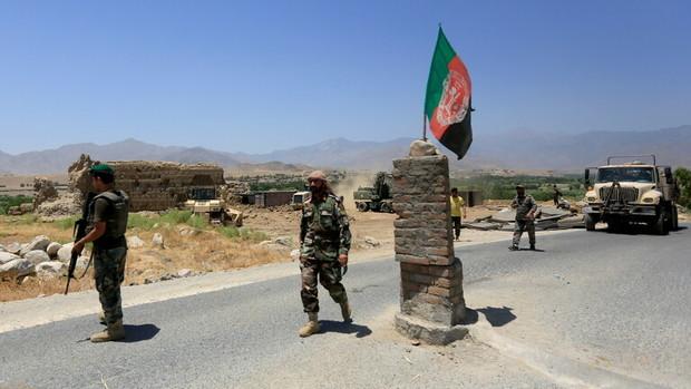 آغاز آزادی مناطق مختلف از دست طالبان