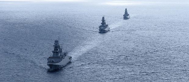 ایتالیایی ها هم به خلیج فارس می آیند