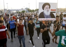 Iraqi officials irate as Saudi daily publishes cartoon against Ayatollah Sistani