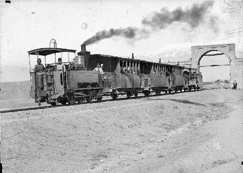 طرح شهرداری تهران برای بازگشت قطار دودی به سطح شهر