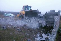 رفع تصرف  11 هکتار اراضی ملی و زمین های ساحلی منطقه آزاد انزلی