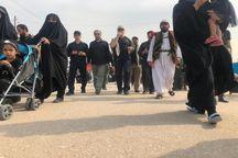 یک زائر پیاده در مسیر نیشابور به مشهد جان باخت