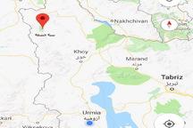 زلزله 4.2 ریشتری چالدران را لرزاند
