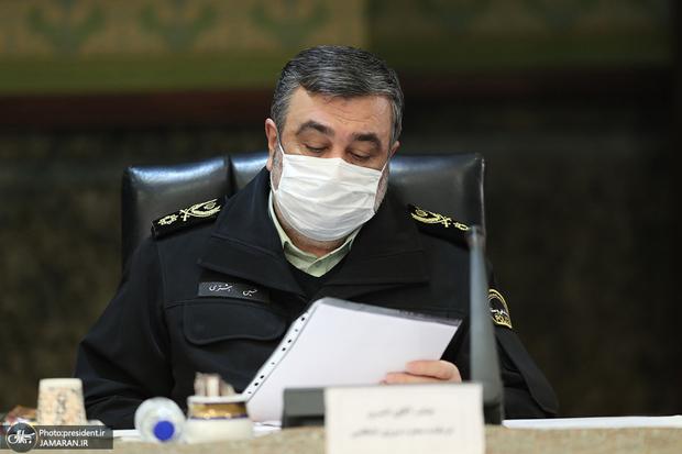 هشدار فرمانده ناجا به کسانی که مردم را به عدم شرکت در انتخابات دعوت میکنند