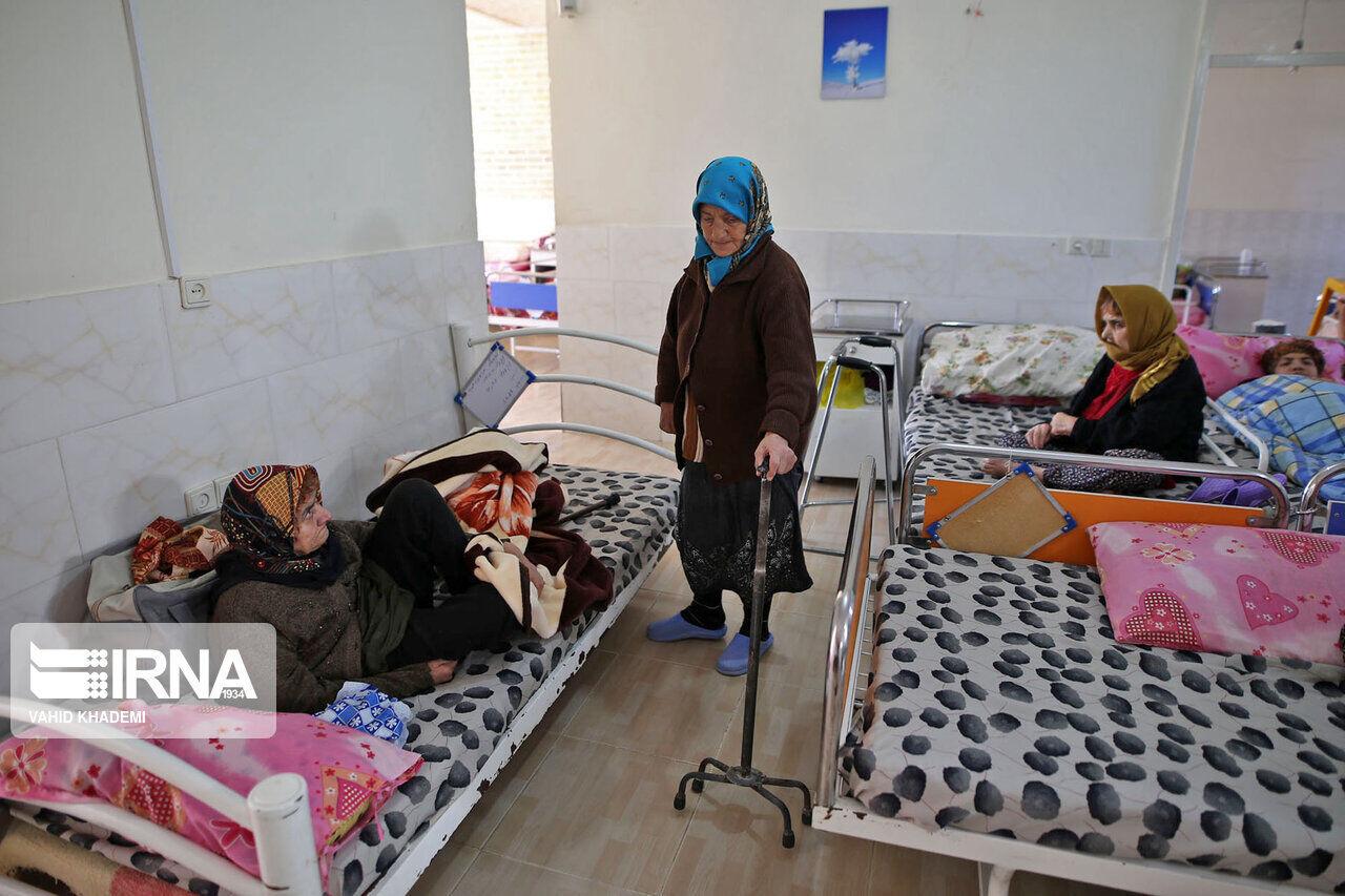 سه هزار سالمند خراسان شمالی زیر پوشش بهزیستی قرار دارند