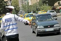 تمهیدات ترافیکی ویژه راهپیمایی 13 دی ماه در ایلام