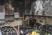 انفجار گاز در میبد، جان مادر و 2 فرزندش را گرفت