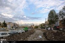 دستور تخریب معابر نا ایمن مسیل اسماعیل آباد مشهد صادر شد