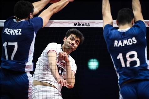چهارمین برد برای شاگردان کولاکوویچ/ پیروزی دشوار تیم ملی والیبال ایران برابر آرژانتین + عکس و آمار