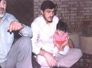 چرا شهید زین الدین به عکس فرزندش نگاه نمی کرد؟