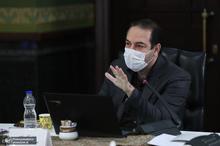 جلسه ستاد ملی مقابله با کرونا- 19 مهر