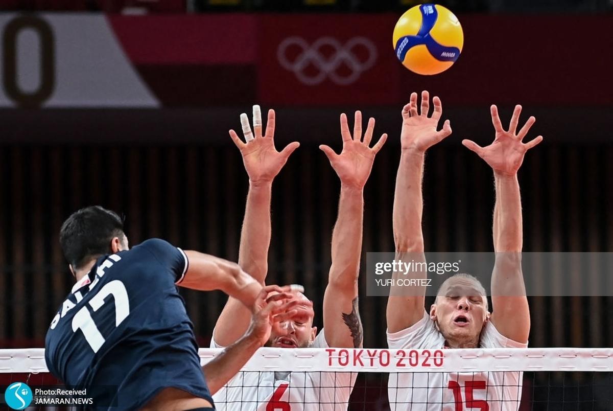 فدراسیون جهانی والیبال: ایران انتقام ریو را از لهستان گرفت