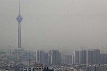 کاهش کیفیت هوای تهران در 72 ساعت آینده
