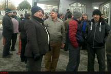مطالبات کارگران فرنخ و مهنخ قزوین پرداخت میشود