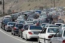 ترافیک در جاده های خراسان رضوی نیمه سنگین و سنگین است