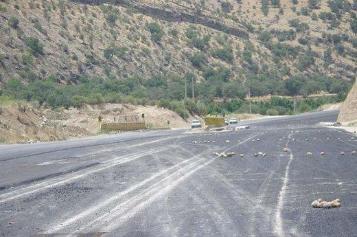 انقلاب عظیم در حوزه راهسازی استان کهگیویه و بویراحمد  محور یاسوج-سمیرم ۴ بانده میشود