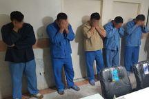 جاعلان فیش های حقوقی در اراک دستگیر شدند