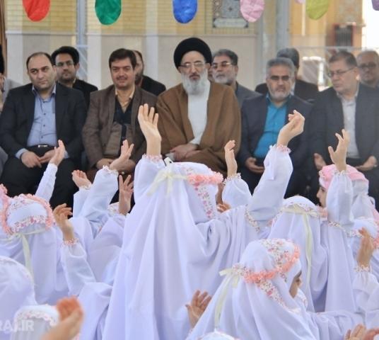 برگزاری جشن تکلیف 2 هزار دانش آموز دختر در البرز
