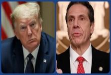 حمله تند فرماندار نیویورک به ترامپ؛چرا حقیقت را به ملت آمریکا نگفتی؟