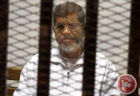 از سوی دادگاه مصر، مرسی تروریست اعلام شد