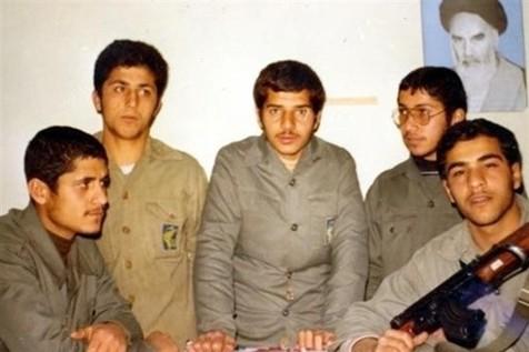 شهید عباس شعف از زخمی شدنش در ارتفاعات بازی دراز می گوید