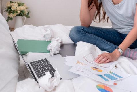 چرا باید ساعات کاری را در همان اداره تمام کنید؟!