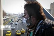کیفیت هوای تهران برای شهروندان ناسالم شد
