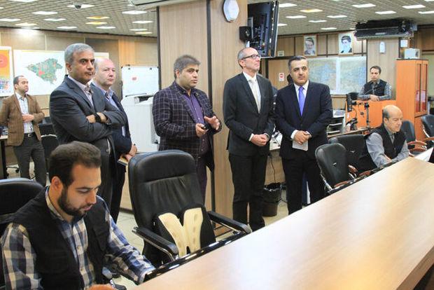 سفیر اتریش بر همکاری وین با تهران درحوزه مدیریت بحران تاکید کرد