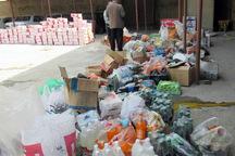 23 تن مواد غذایی فاسد در سقز امحا شد