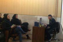 کلاس آموزش داوری فوتسال بانوان یزد برگزار شد