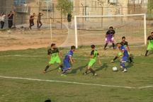برد پرگل فوتبال تام کهگیلویه مقابل حریف ایلامی خود