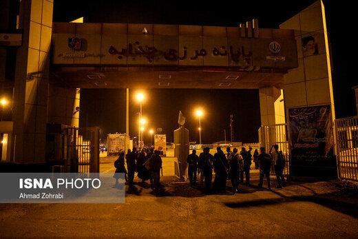 مدیرکل امور مرزی خوزستان: فعلا به عراق سفر نکنید   امنیت در چذابه و شلمچه برقرار است