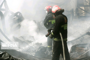 شعلههای ۷۸۸ حریق در سنندج مهار شد