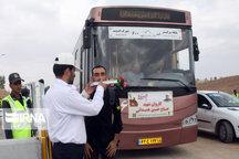 ۲ هزار دستگاه اتوبوس زائران را در بازگشت جابجا میکنند