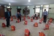 اوقاف مهاباد ۵۰ بسته معیشتی بین نیازمندان توزیع کرد