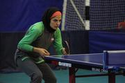 کاپیتان تیم ملی تنیس روی میز زنان ایران کرونا گرفت