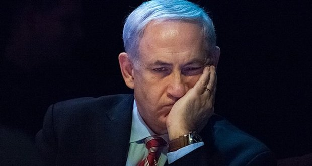 نتانیاهو مصونیت قضایی 30 روزه گرفت